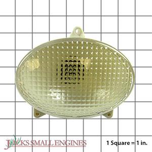 00432500 Halogen Light Assembly