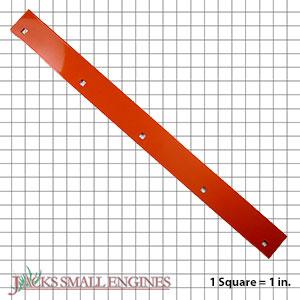 """01016459 24"""" Scraper Blade"""