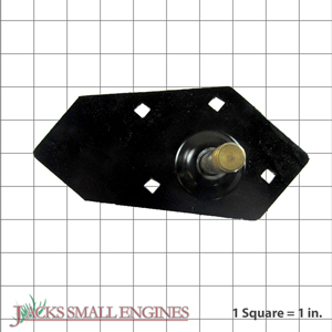 01547951 Mount Plate
