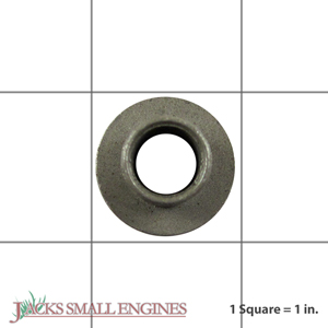 03114500 Flanged Spacer
