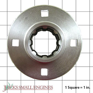 03433500 Spindle Housing