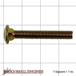 06225000 Carriage Bolt