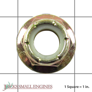 06500810 Nyloc Flanged Nut