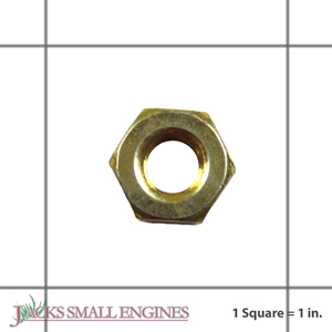 06500812 Locking Center Nut