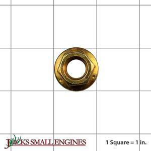 06500902 Flanged Locking Center Nut
