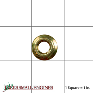 06500735 Locking Flanged Nut