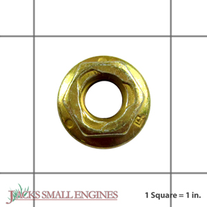 06543100 Locking Top Flange Nut