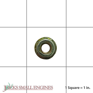06543500 Top Flanged Locking Nut