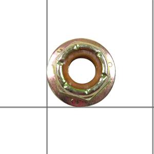 06545400 Nyloc Flanged Nut