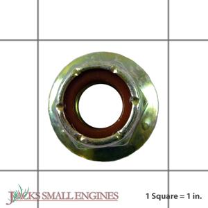 06545500 Nyloc Flanged Nut