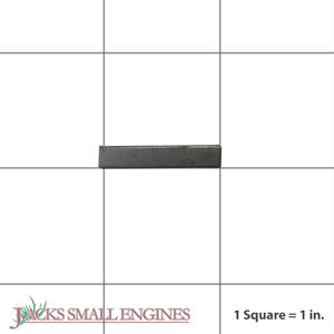 06601300 Square Key