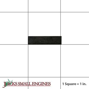 06611200 Square Key