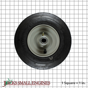 07100124 TIRE/WHEEL ASSY  11X4