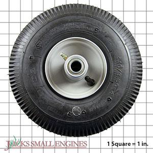 07100801 Wheel Assembly