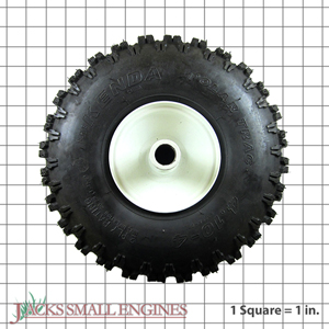 07124100 Wheel Assembly