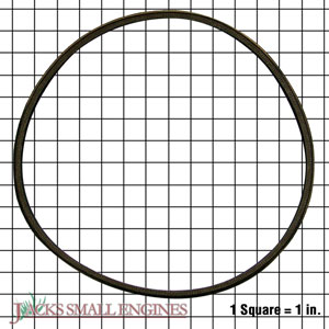 07200021 Raw Laminated V-Belt