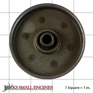 07300013 Flat Idler Pulley