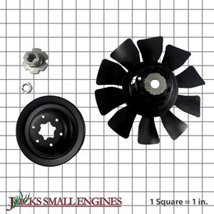 21543898 Fan/Pulley Kit