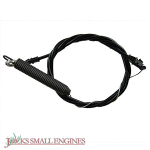 21546635 Manual Clutch Cable with Spring