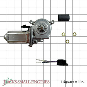 52422000 Discharge Chute Electric Motor