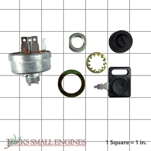 53123700 Key Switch Assembly