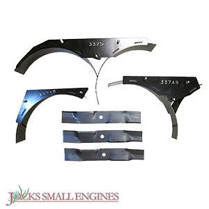 71509000 Mulching Kit