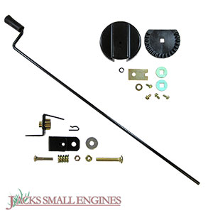 73203200 Discharge Chute Crank Kit