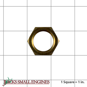 "D13055 7/8"" Spindle Nut"