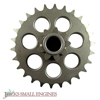 Pinion and Sprocket Assembly