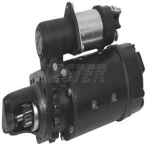 Arrowhead sdr0076 sdr0076 starter replaces bobcat 1113640 for Bobcat blower motor replacement