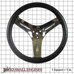 """1805 12"""" Steering Wheel"""