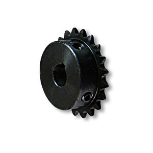 """2147 20 Tooth """"B"""" Type Sprocket for #35 Chain"""