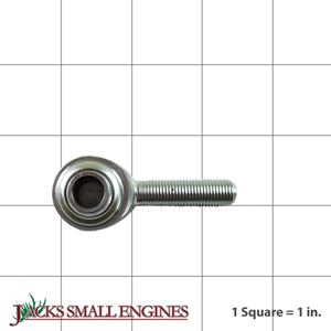 8246 Male Rod End Bearing 3/8-24 Right