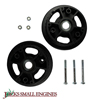 Wheel w/ Standard Ball Bearings 1041