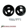 "4"" Ztyel Wheel w/ Two Halves, Nuts, & Bolts Only 1050"