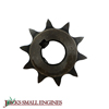 """10 Tooth """"B"""" Type Sprocket for #40/41 Chain  2103"""