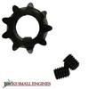 """9 Tooth """"B"""" Type Sprocket for #35 Chain 2123K"""
