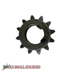 """12 Tooth """"B"""" Type Sprocket for #35 Chain  2140"""