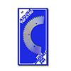 """54 Tooth """"Tuf-N-Tru"""" Split Racing Sprocket 2654"""