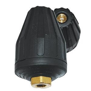 1039 5.5 IDK Black Dirt Killer Rotating Nozzle