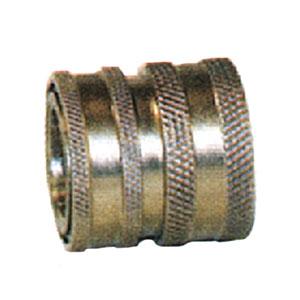 Brass Garden Hose Quick Connect Socket 1738