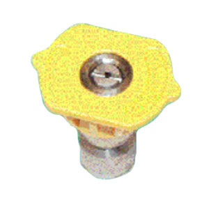 """1813 1/4"""" GP 15° Quick Change Yellow Nozzle"""