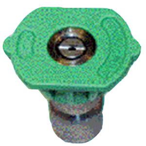 "1818 1/4"" GP 25° Quick Change Green Nozzle"