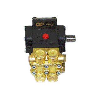 1971 24mm T Series Solid Shaft Pump