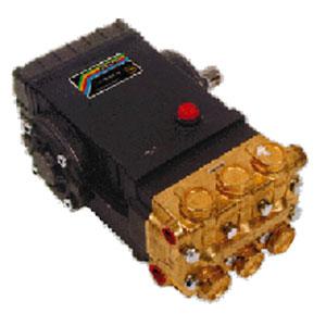 1998 35mm Solid Shaft Triplex Plunger Pump