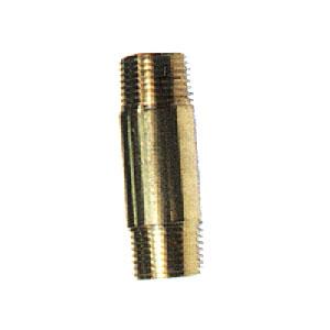 """1/4"""" x 2"""" Brass Long Nipple 2093"""