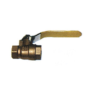 "2143 1/2"" FPT Low Pressure Brass Ball Valve"