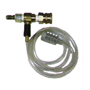 2179 Quick Connect 2.1mm Acid Injector