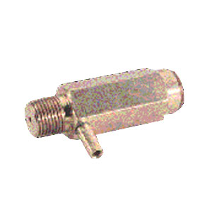 "2185 1/2"" MPT Safety Relief Valve With Barb"