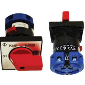 2254 Kraus-Naimer 120 Volt 30 amp Quick Connect Cam Switch